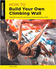 How to Build Your Own Climbing Wall Book
