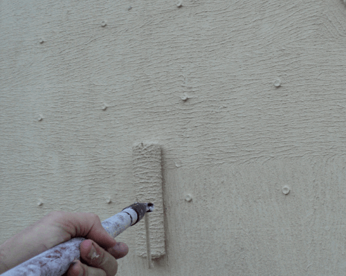 Climbing Wall Texturing